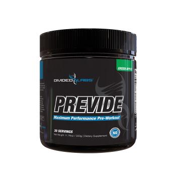 Packaging or Promotional image for Previde Green Apple