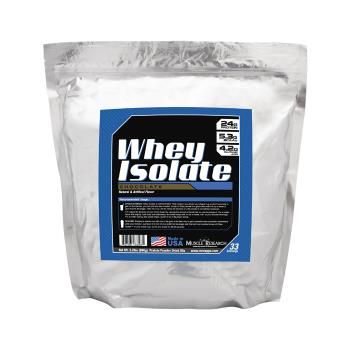 Packaging or Promotional image for Whey Isolate Chocolate