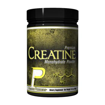 Packaging or Promotional image for Creatine Monohydrate Powder